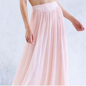 NWOT FP maxi skirt